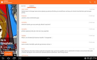 Screenshot of NGOMIK - Baca Komik Indonesia