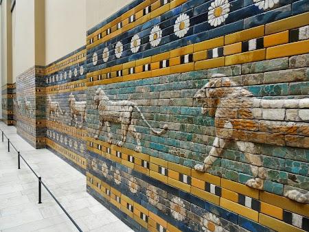 Muzeu Berlin: Lei babilonieni