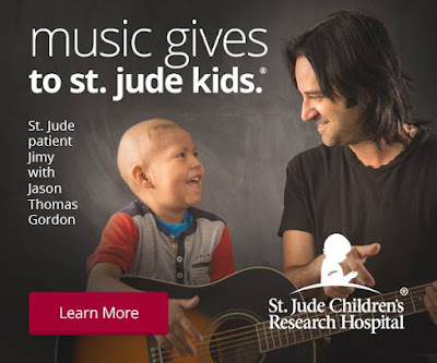 We support the St Jude mission of finding cures and saving children