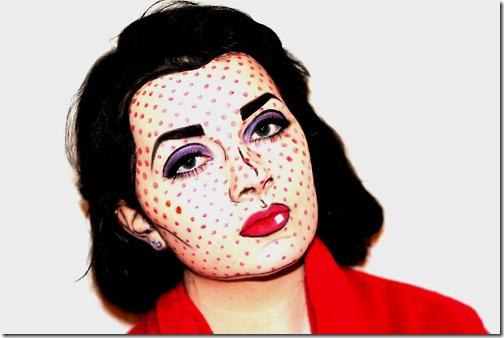 maquillaje pop art (2)