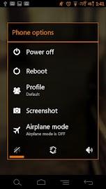 Tangerine CM11 AOKP Theme Screenshot 18