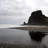 North Island - Piha Beach (the deadliest beach in NZ)
