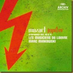 Mozart 40 41 Minkowski