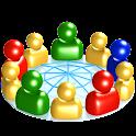 GroupText AdFree logo