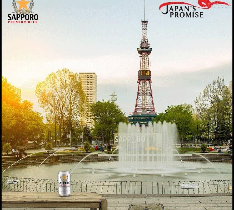 Đi qua các vùng đất độc đáo của Nhật Bản với vị