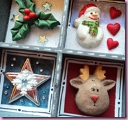 Mini Tray Christmas Decoration 5
