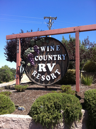 Campground Info And Reviews Wine Country Rv Park