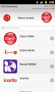 Mi Portal Claro - screenshot thumbnail