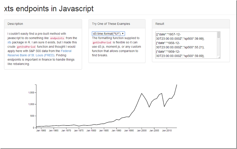 Timely Portfolio  Xts Like Endpoints In Javascript
