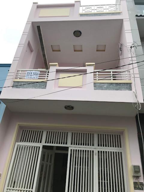 Bán nhà hẻm 6 mét đường số 8 Bình Hưng Hòa B Quận Bình Tân 001