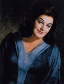 Birgit Nilsson as Wagner's Isolde
