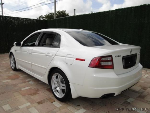 2008 Acura TL Type-S Specifications, Pictures, Prices