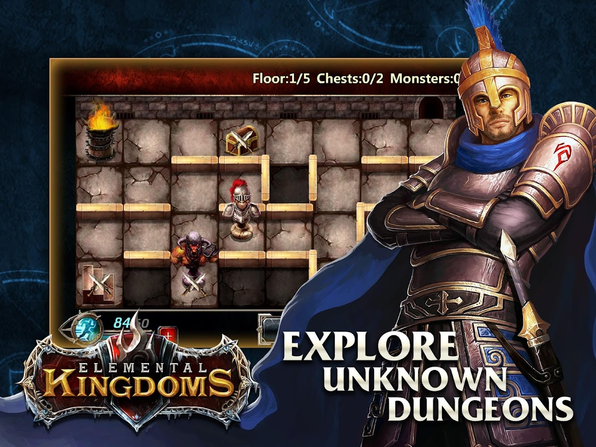 Elemental Kingdoms (CCG) - screenshot