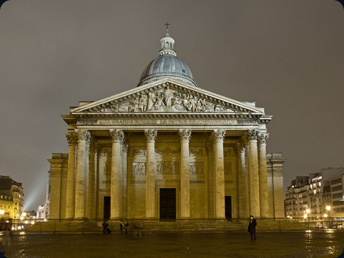 Paris Panthéon_de_Paris