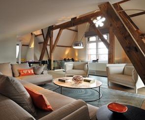 atico-lujo-muebles-de-diseño