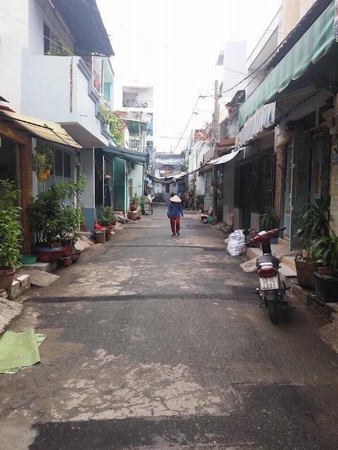 Bán nhà hẻm 5 mét Nguyễn văn Yến Quận Tân Phú 01