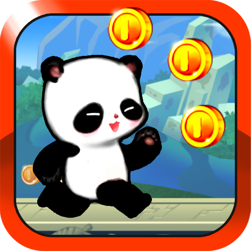 運行熊貓沃克 休閒 App LOGO-APP試玩