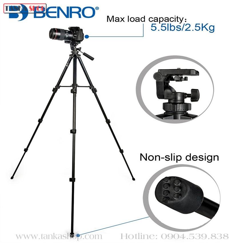 Chân máy ảnh Benro