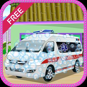 Ambulance Car Wash 休閒 App Store-愛順發玩APP