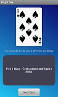 Screenshot of King's Cup - Drinking Game