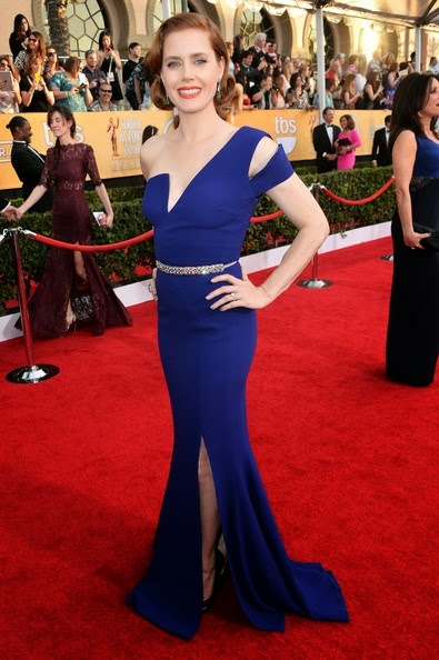 Amy Adams attends the 20th Annual Screen Actors Guild Awards