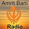 Amrit Bani Radio UK logo