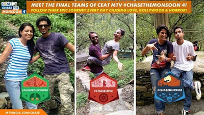 Meet the final teams ChaseBollywood ChaseLove ChaseHorror