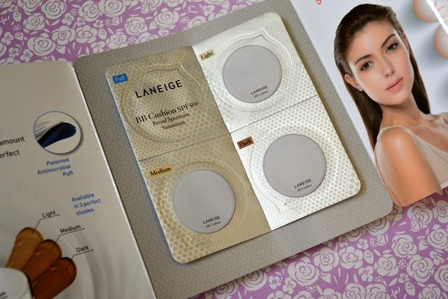 Laneige BB Cushion Foundation
