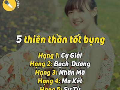 5 Thiên thần tốt bùng nè =
