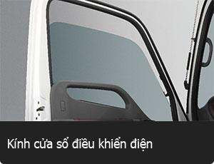 Kính cửa chỉnh điện xe tải Đô Thành HD99
