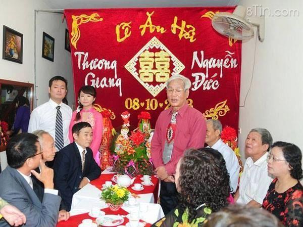 Cưới Hỏi Việt Nam xin giới thiệu mẫu bài phát biểu đám