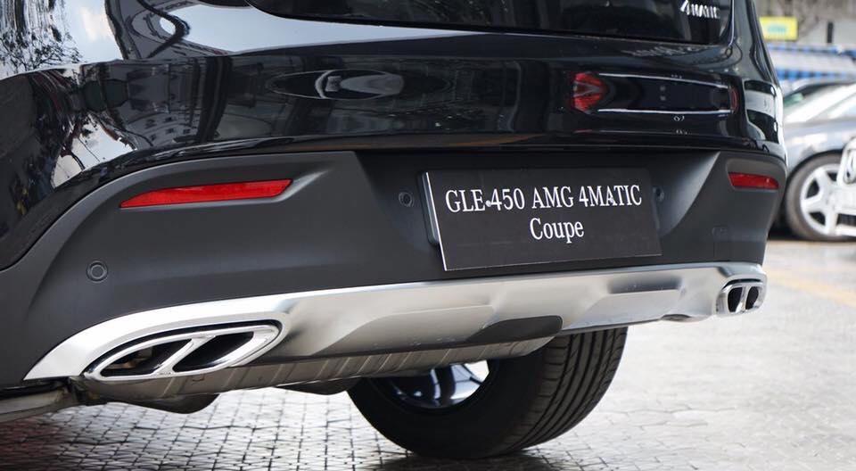Xe Mercedes Benz GLE 450 2017 Coupe 010