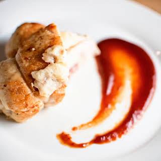 Manchego & Ham-Stuffed Chicken Breasts.