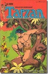 P00003 - El Nuevo Tarzan #3