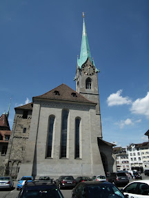 Fraumunsterkirche
