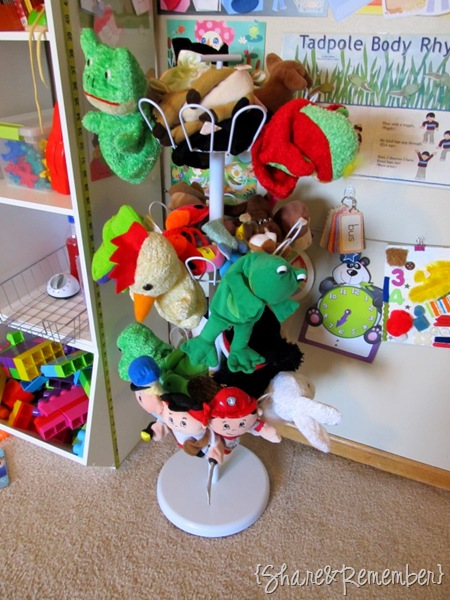 Puppet Stuffed Animal Storage Share Remember Celebrating