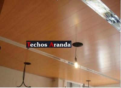 Falsos techos de aluminio Cádiz