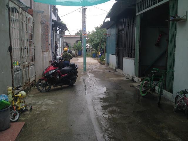 Bán lô đất hẻm xe hơi Xuân Thới Thượng Huyện Hóc Môn 06