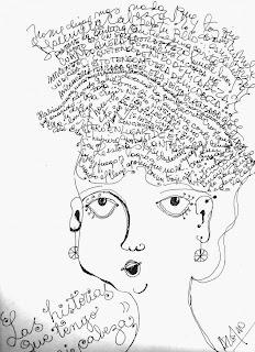 Resultado de imagen de cabeza de palabras