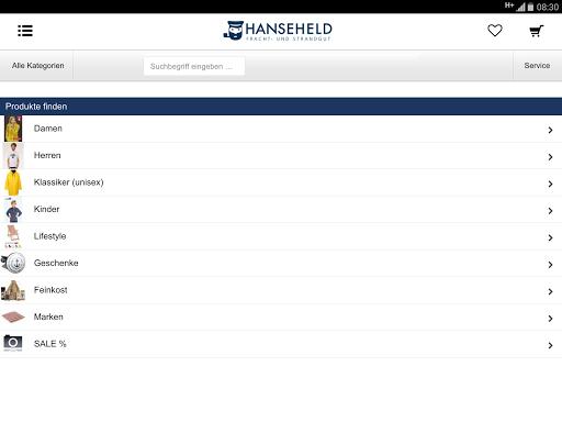 【免費購物App】Hanseheld Shopping-APP點子