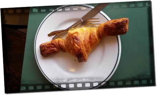 Immagine della ricetta croissant san sebastiàn paesi baschi spagna