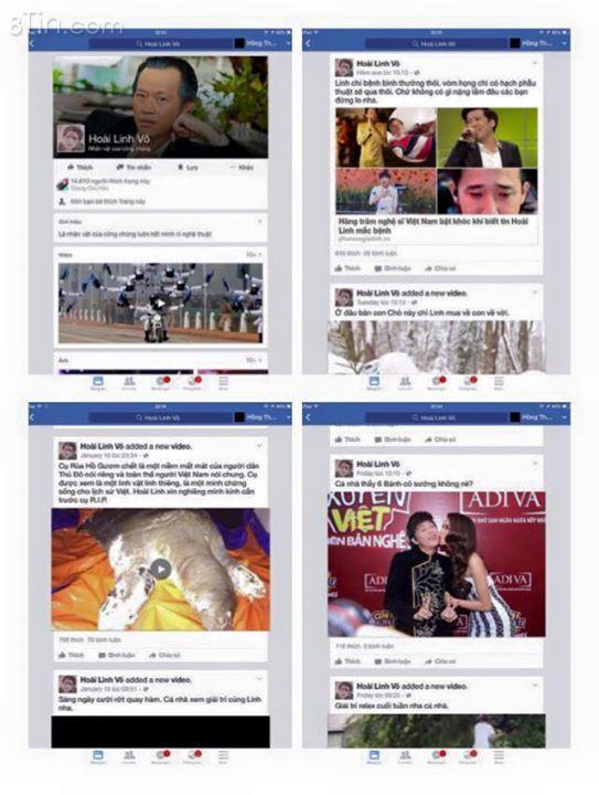 Xin thông báo cả nhà hiện nay có nhiều trang fb va