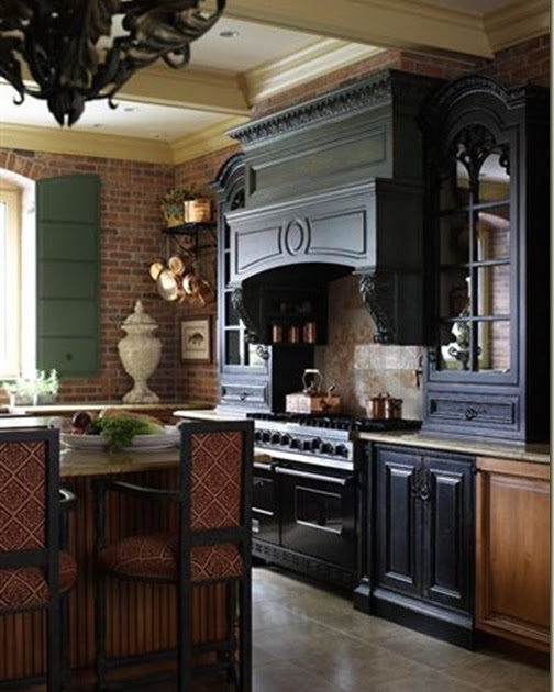 French Country Kitchen Accessories: Willow Decor: Amazing French Country Kitchen