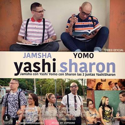 YA ESTAMOS MUNDIAL LO NUEVO YOMO Y JAMSHA YASHISHARON VIDEOOFFICIAL Y EL