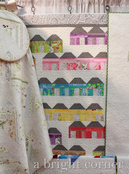 Shantytown quilt pattern