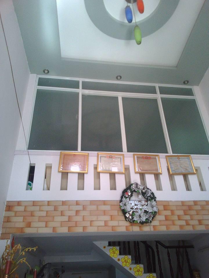 Bán nhà hẻm Nguyễn Sơn Tân Phú 05