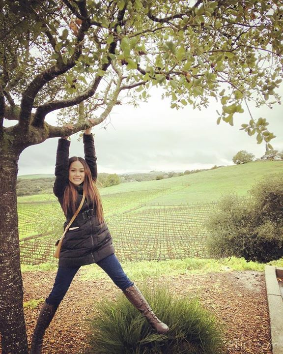Napa Valley ☺️ #anhminh #monkeystyle #napavalley #winecountry #winetasting #funt
