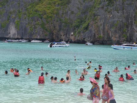 Plaja Thailanda: Maya Bay