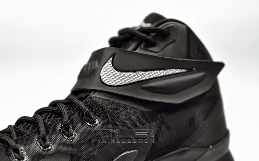 new style ef83a b5ad3 The Showcase Nike Zoom LeBron Soldier 8 VIII 8220Blackout8221 ...