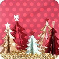 38- cafe-creativo - big shot - christmas tree scrapbooking